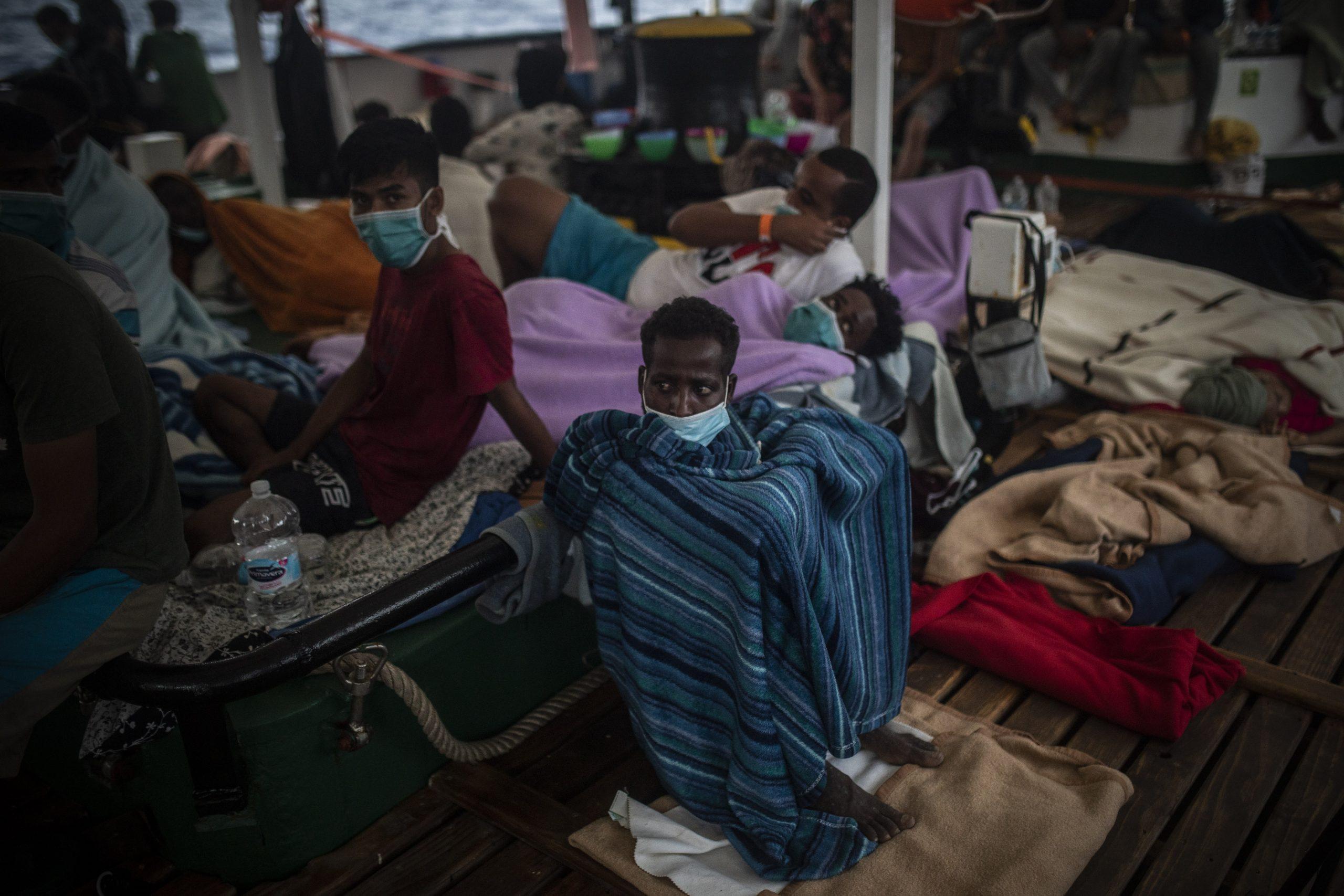 L'allarme che arriva dalla Somalia: in aumento i migranti verso l'Italia