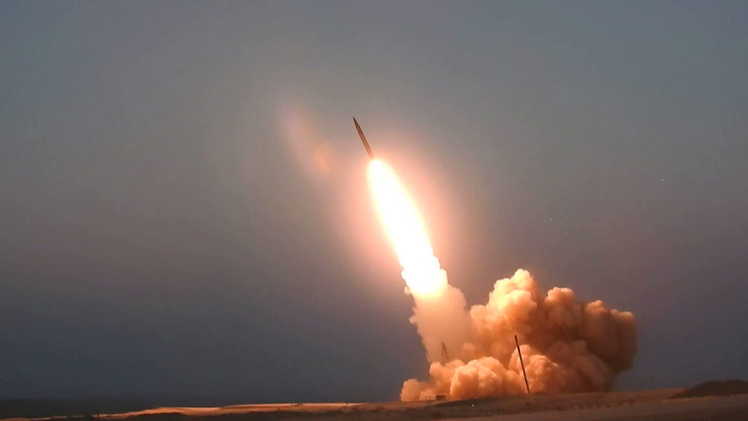 Iran, nuovo test missilistico