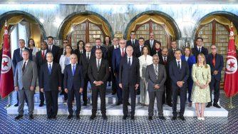 Governo della Tunisia (La Presse)