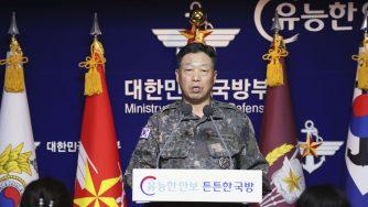 Ufficiale Corea del Sud su funzionario scomparso (La Presse)
