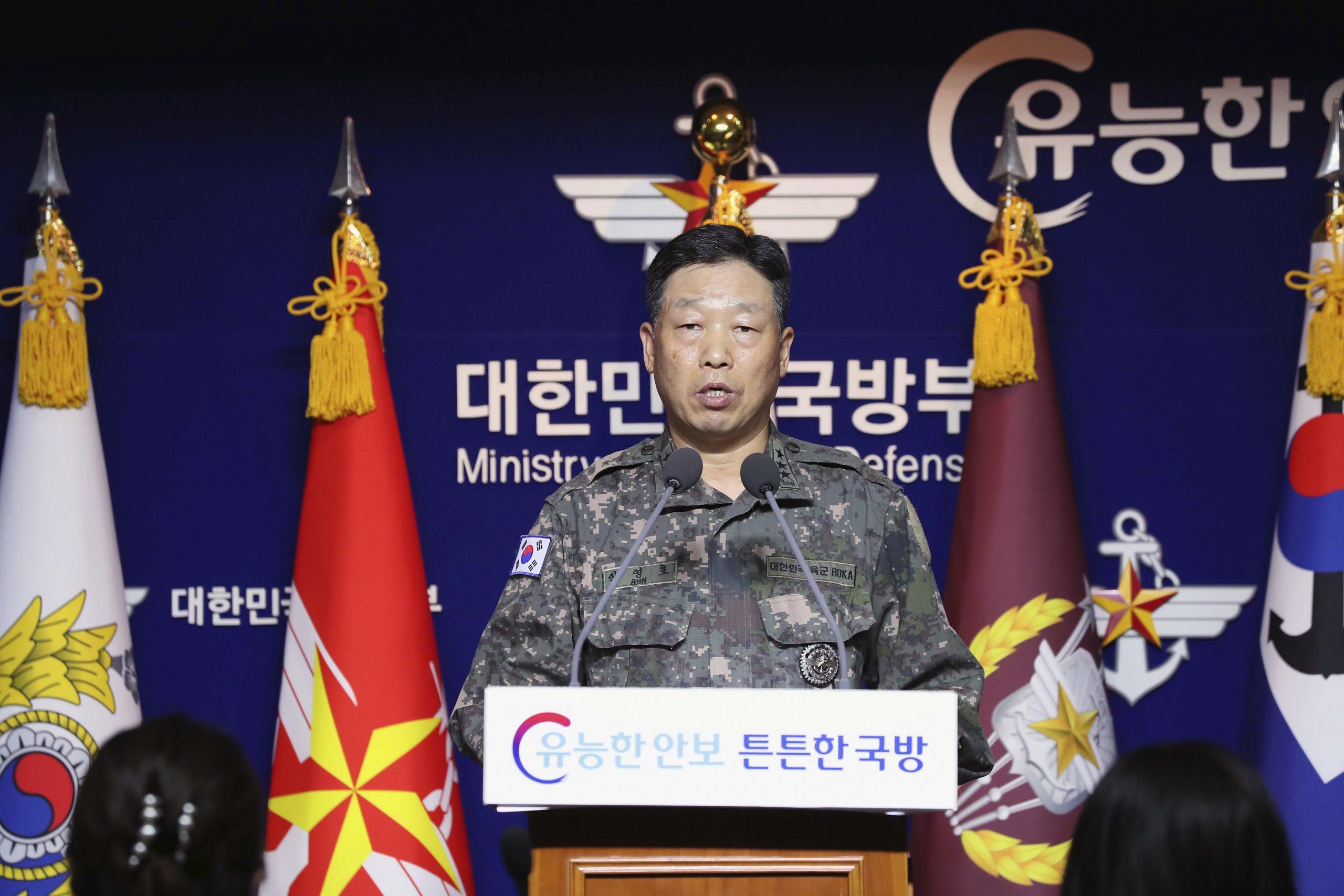 """La Corea del Sud accusa il Nord: """"Ha ucciso un nostro funzionario e bruciato il corpo"""""""