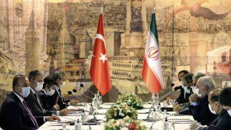 Iran Turchia, vertice (La Presse)