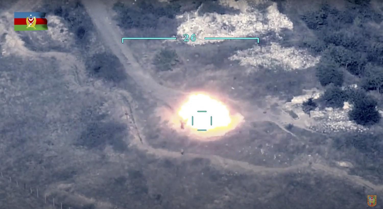 L'armata dei droni turchi entra in azione