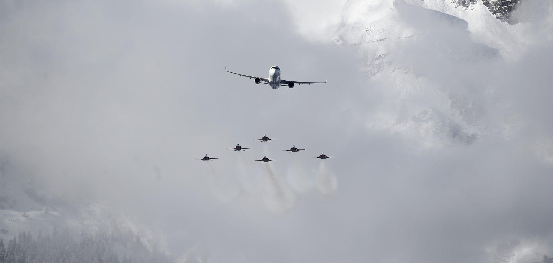 La Svizzera fa la spesa di armamenti Usa e si parla di F 35