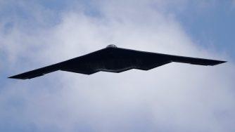B-2 Spirit aereo stealth (La Presse)