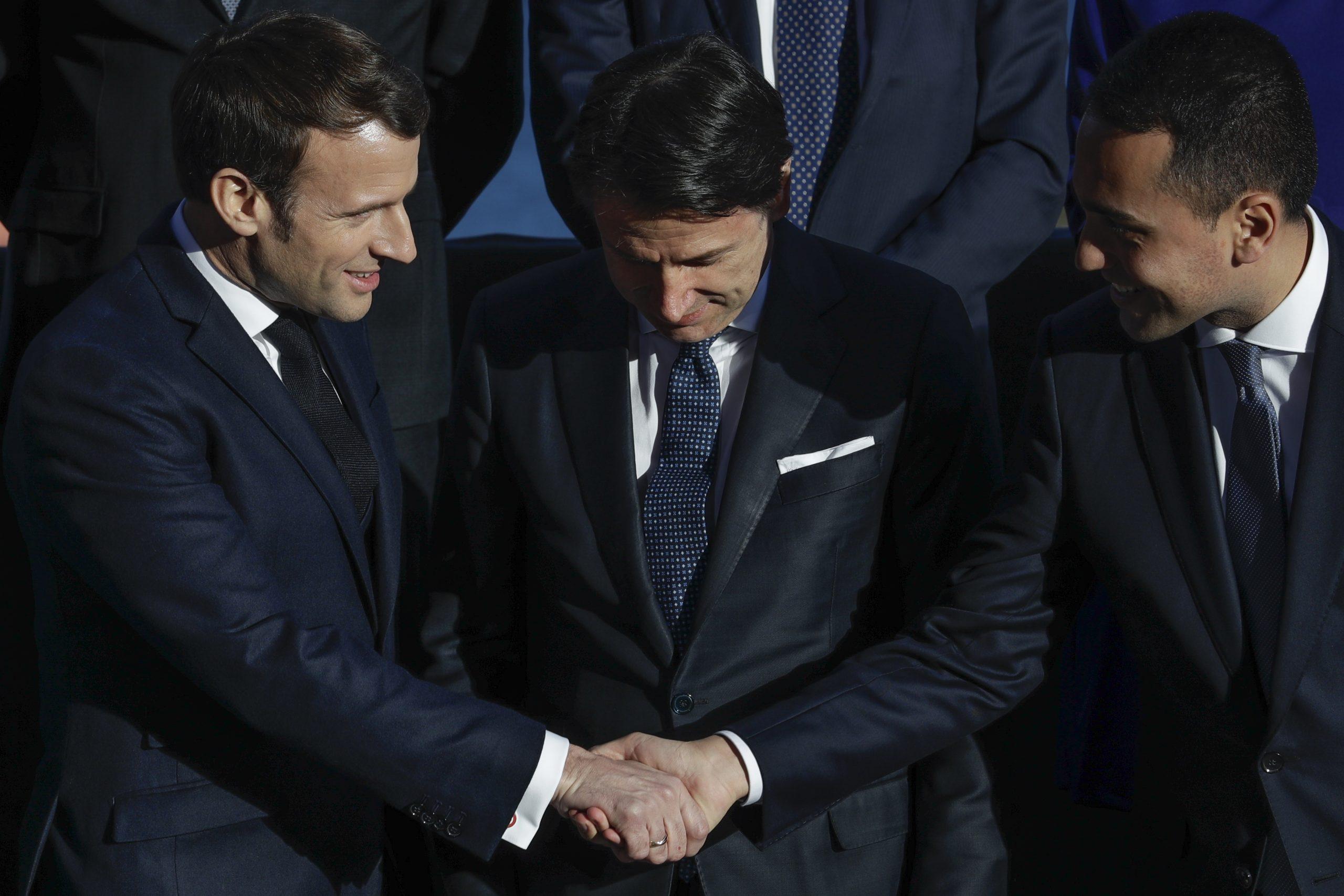Competizione e cooperazione: l'Italia e la sfida francese