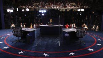 Dibattito tra i vice la sfida tra Mike Pence e Kamala Harris a Salt Lake City (La Presse)