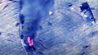 Drone Nagorno-Karabakh (La Presse)