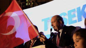 Ersin Tatar, Cipro Nord (La Presse)
