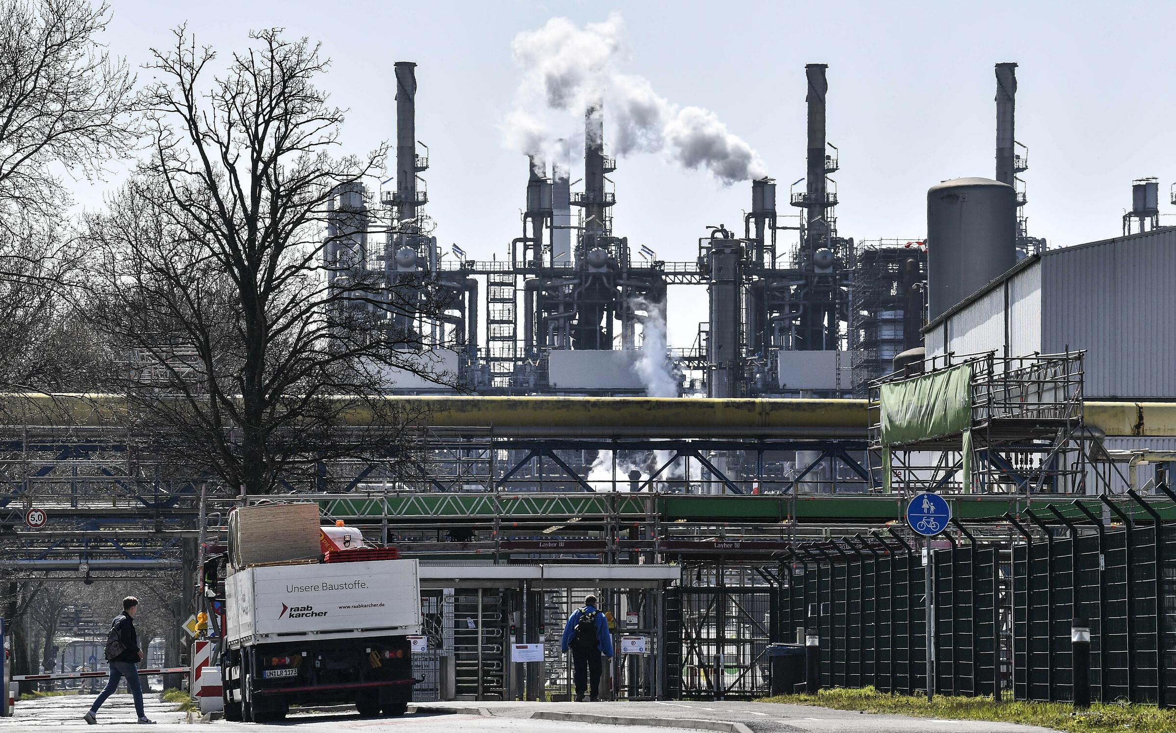 La crisi dell'industria tedesca minaccia il Nord Italia