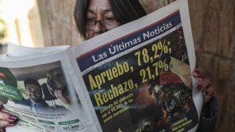 Il Cile dice addio alla Costituzione di Pinochet
