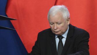 Jaroslaw Kaczynski in Polonia (La Presse)