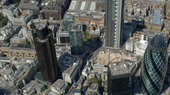 Londra dall'alto (La Presse)