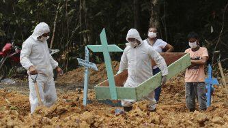 Manaus, coronavirus (La Presse)
