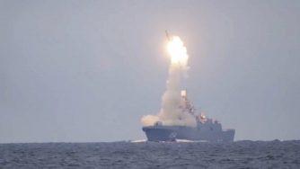 Russia Missile Zircon (La Presse)