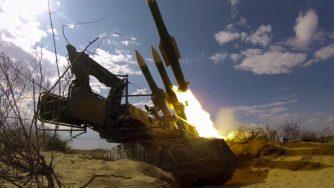 Missili sistema, esercitazioni Russia (La Presse)