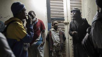 Sudan, persone (La Presse)