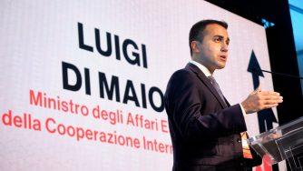 Roma, Luigi Di Maio al convegno Next Generation (La Presse)