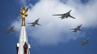 Tupolev Tu-160, aeronautica russa (La Presse)