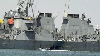 USS Cole (La Presse)