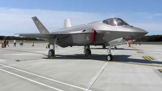 F-35 (La Presse)