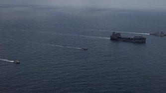 esercitazioni navi Martinengo Guinea (Marina)