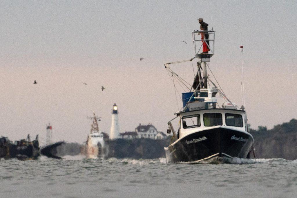 Pesca negli Stati Uniti (La Presse)
