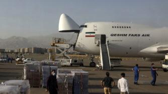 Iran, cargo Qehsm Fars Air La Presse)