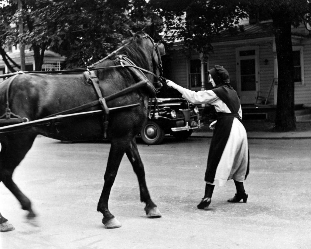 Amish cavallo (La Presse)