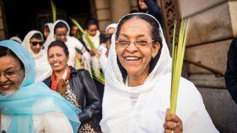 Comunita eritrea (La Presse)