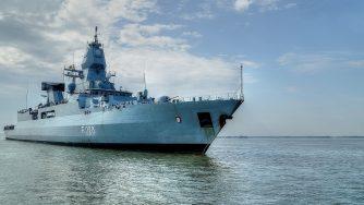 Fregata tedesca Hamburg (Pixabay)