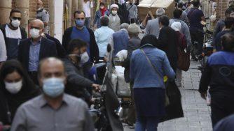 Irna, cittadini a Teheran (La Presse)