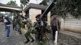 Kenya forze di sicurezza (La Presse)