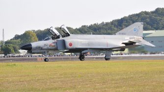 Phanton aereo Giappone (Pixabay)