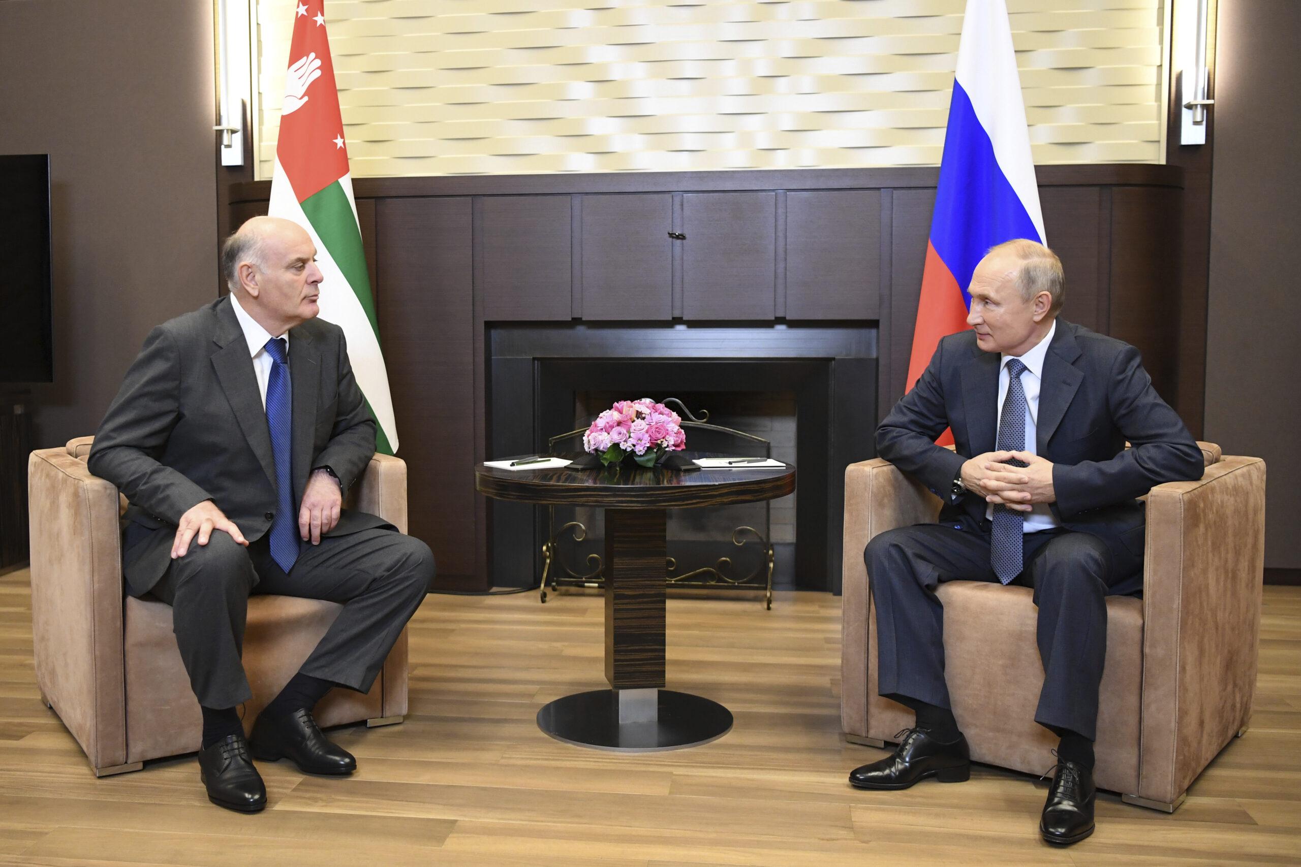 Russia e Abcasia verso l'unificazione?