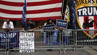 Elezioni Usa 2020, continuano le proteste in tutto il PaeseElezioni Usa 2020, continuano le proteste in tutto il Paese (La Presse)