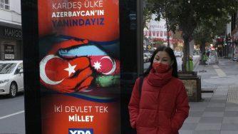 Turchia, manifesto su Azerbaigian (La Presse)