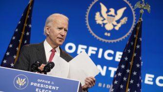 Wilmington, Biden incontra i governatori dello stato (La Presse)