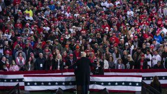 folla trump Usa (La Presse)