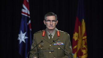 Australia, Angus Campbell (La Presse)