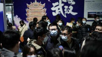 Cina, vita a Wuhan dopo un anno Covid (Getty)