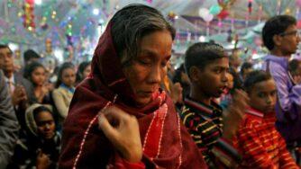 Cristiani in Bangladesh (La Presse)