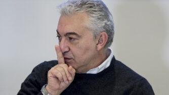 Domenico Arcuri (LaPresse)