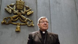 Il cardinale George Pell (LaPresse)