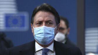 Giuseppe Conte Europa (La Presse)