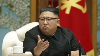 Corea del Nord, Kim Jong-un (La Presse)