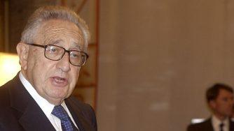 Henry Kissinger (LaPresse)