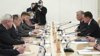Lavrov incontra Afd (La Presse)