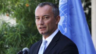 Nickolay Mladenov (La Presse)