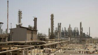 Petrolio in Arabia Saudita (La Presse)